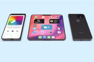 Apple đã gửi mẫu iPhone màn hình gập đến Foxconn để test thử?
