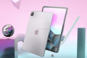 Rò rỉ iPad Pro 2021 với thiết kế góc cạnh, kết nối 5G và những cải tiến mới