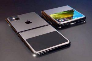 Rò rỉ thông tin Apple đã bắt đầu sản xuất những chiếc iPhone có thể gập lại