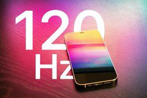 Xác nhận iPhone 13 Pro và Pro Max sẽ có màn hình tần số quét 120Hz siêu mượt mà