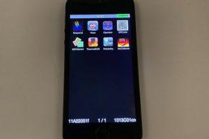 Đây chính là phiên bản iPhone 5s thử nghiệm độc và lạ chưa từng xuất hiện trên thị trường
